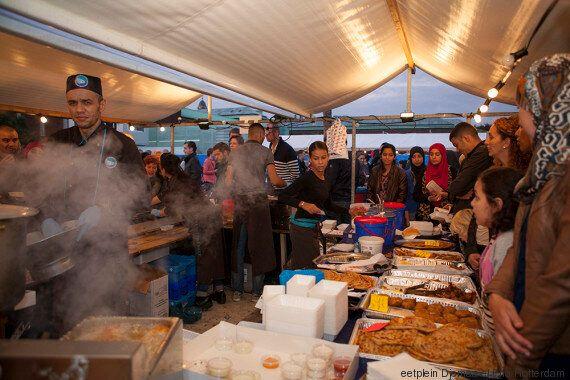 Rotterdam organise un festival culinaire dédié à la place Jemaa el-Fna