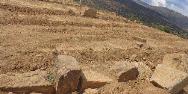 Béjaïa: un site archéologique berbéro-romain décapé, un collectif demande sa classification au