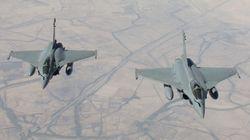 Le premier raid français en Syrie a tué 30 jihadistes dont 12 enfants