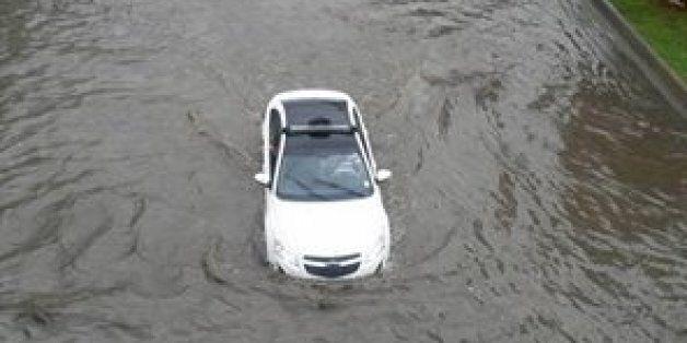 BMS, pluies et inondations à Alger