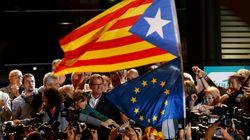 Majorité absolue en vue pour les indépendantistes