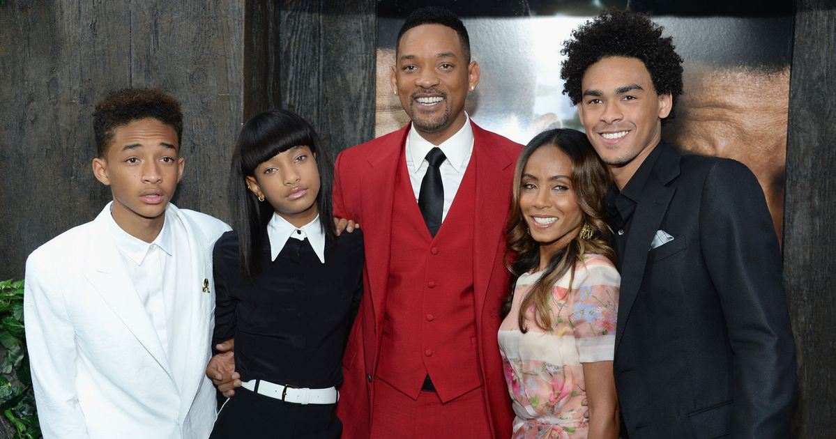 12 Quotes About Parenthood From Will Smith