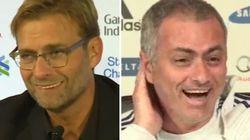 Klopp chambre Mourinho :
