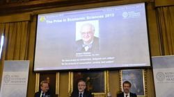 Angus Deaton, lauréat du Prix Nobel d'économie