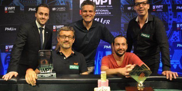 Tournoi de Poker à Marrakech: Un Marocain remporte 28.000