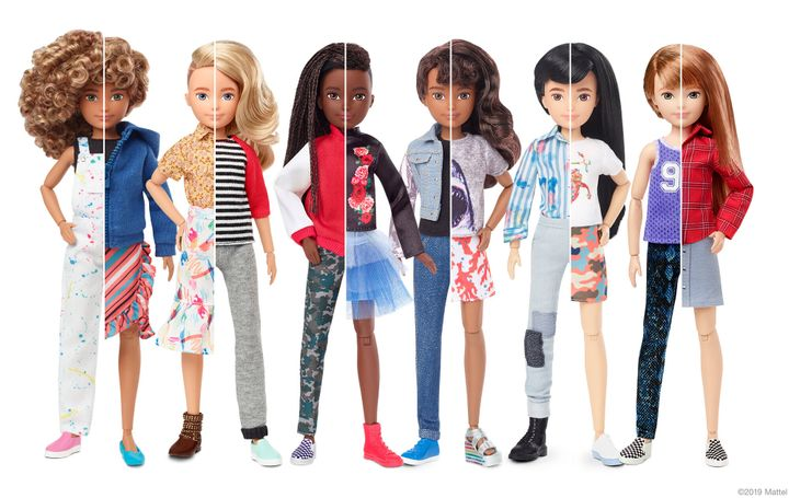 Mattel, Inc.'s new doll can be a boy, girl, neither, or both.
