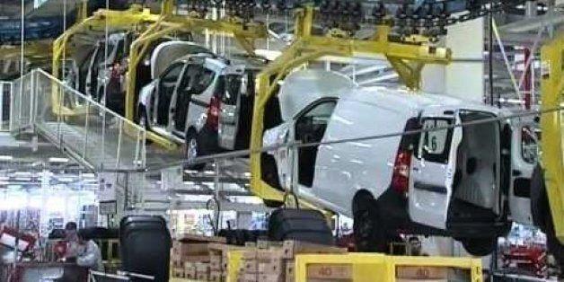 Renault Tanger vise une production de 250.000 véhicules pour