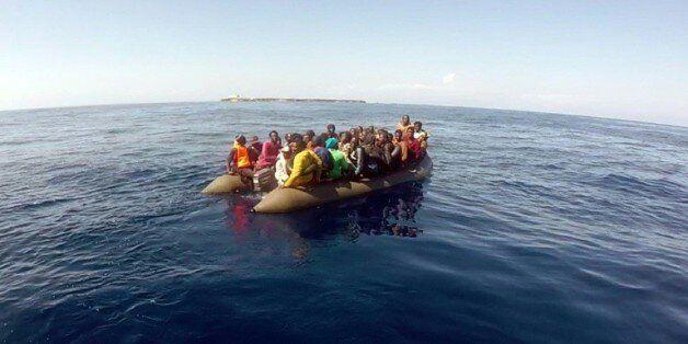 200 migrants du Maghreb et de l'Afrique subsaharienne secourus au sud de