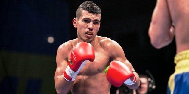 Mohammed Rabii, futur champion du monde de