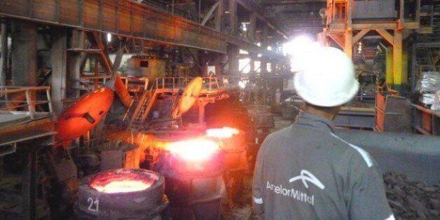 Les parts d'ArcelorMittal Algérie, d'AMPTA et d'Arcelor Mittal Tébessa transférés au groupe algérien