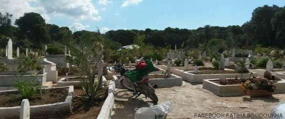 Au cimetière de Zéralda, Kamel Bourahla travaille et rend la vie plus