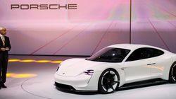 Audi, Porsche, BMW... Les géants allemands se lancent à la poursuite de