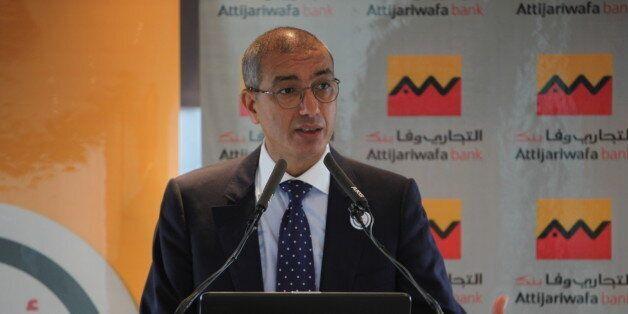 Hassan Bertal, Directeur Général Adjoint en charge du marché de l'entreprise du groupe Attijariwafa