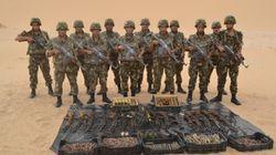 Bordj Badji Mokhtar: mise en échec d'une tentative d'introduction d'armements