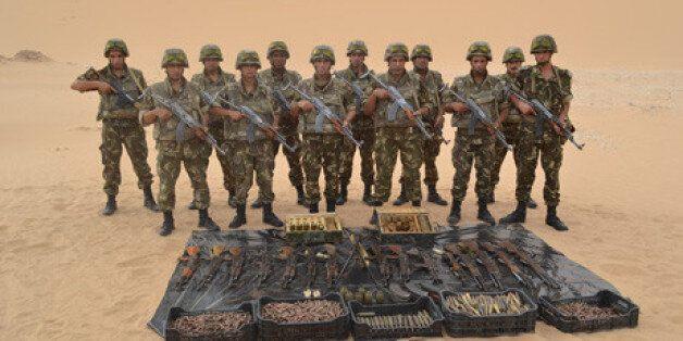 Lutte anti-terroriste: mise en échec d'une tentative d'introduction d'armements à Bordj Badji Mokhtar