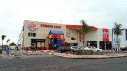Burger King à l'assaut des autoroutes