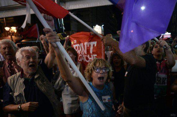 Grèce: une victoire large mais sans chanter pour