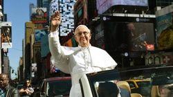 Le pape François se solidarise avec