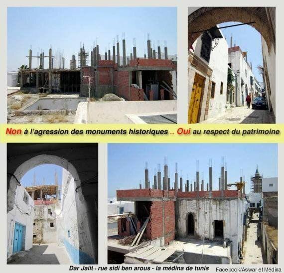 Tunisie: Quand la construction d'un étage sur