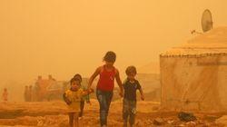 8 morts et plusieurs personnes hopitalisées dans une tempête de sable au