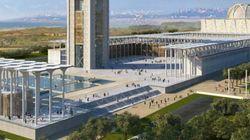 Mosquée d'Alger: le taux d'avancement des travaux a atteint