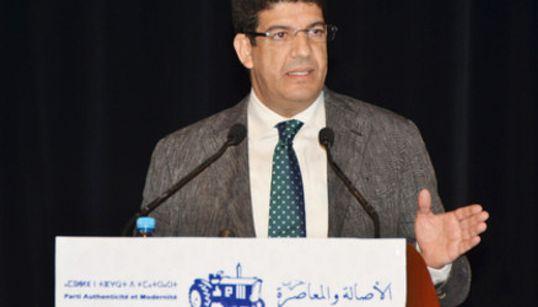 Le PAM remporte cinq présidences de régions sur