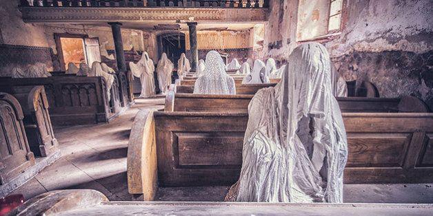 PHOTOS. Découvrez ces lieux abandonnés photographiés par une artiste