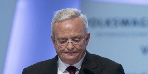 Démission du patron de Volkswagen, emporté par le scandale des moteurs
