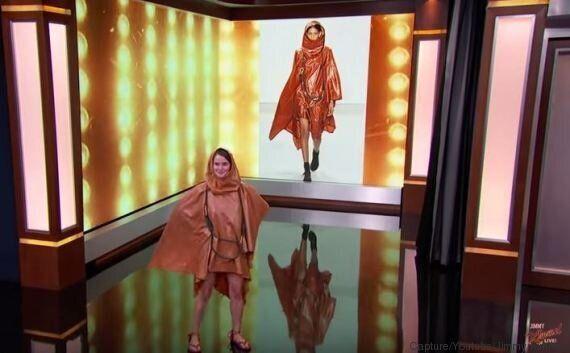 La Fashion Week de New-York version... monsieur tout le