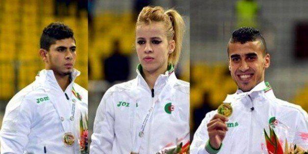 Jeux Africains-2015: trois médailles d'or et deux en argent pour le Karaté algérien lors de la première