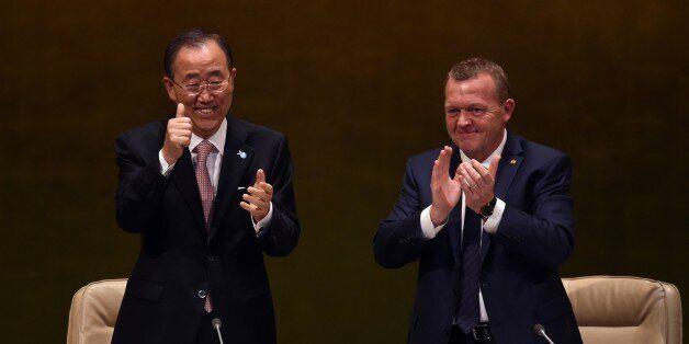 L'ONU adopte un plan de développement durable sur 15 ans, au coût incalculable, pour un monde sans pauvreté...