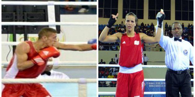 Jeux africains 2015: en remportant 5 nouvelles médailles d'or, les boxeurs algériens forcent