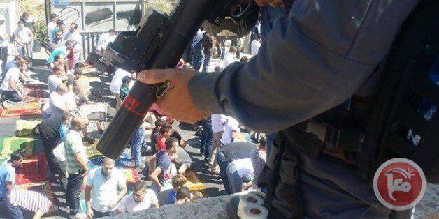 Jérusalem: l'occupation bloque les accès de la Mosquée Al-Aqsa aux