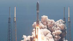 Le premier africain noir dans l'espace prévu pour