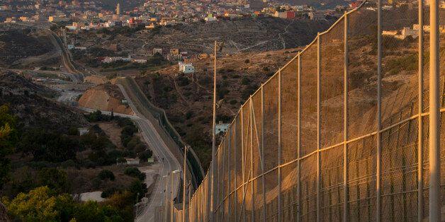À Melilla, porte d'entrée pour l'Europe pour les réfugiés