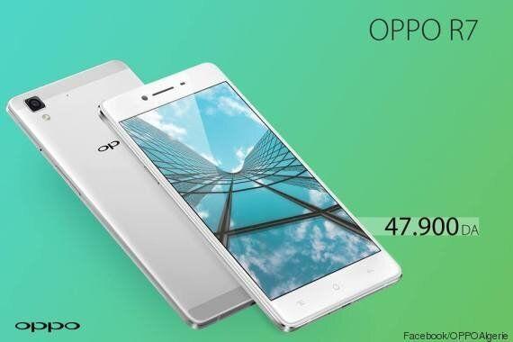 Téléphonie mobile: la marque chinoise Oppo commercialise ses smartphones en