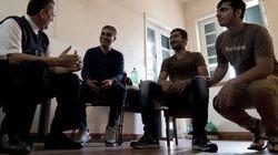 A Rio, un prêtre accueille des réfugiés syriens dans son