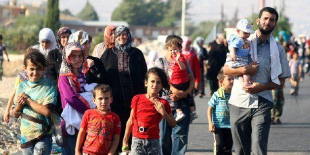 La scolarisation des enfants des réfugiés syriens en Algérie se déroule