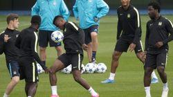 Ligue des champions: choc Manchester City-Juventus, United en