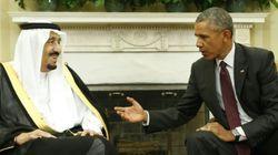 Obama et le roi d'Arabie affichent leur entente en dépit des