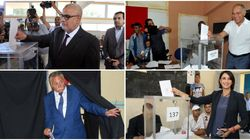 Elections: Les politiques votent