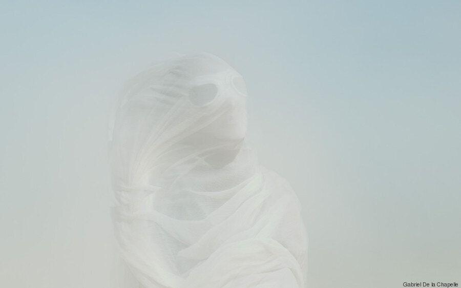 Burning Man comme vous ne l'avez jamais vu avec les clichés de Gabriel De la Chapelle