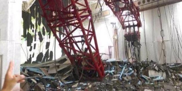 Arabie Saoudite: 87 morts dans la chute d'une grue dans la Grande mosquée de La