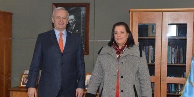 Algérie-Turquie: la consule générale Lebcir Bahia dans la tourmente après l'arrestation de son chauffeur...