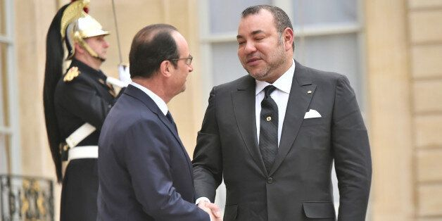 La délégation de François Hollande au