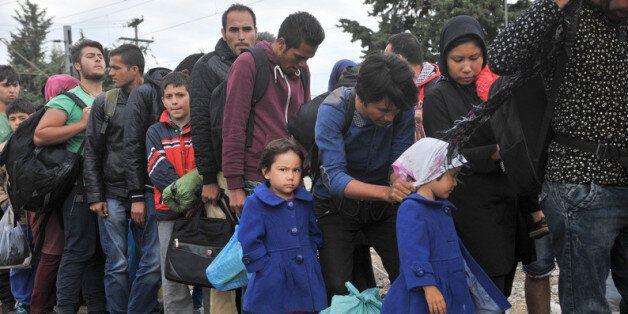 Plus de 500.000 réfugiés entrés dans de l'UE en