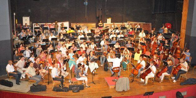 Ouverture de la 7e édition du Festival international de musique symphonique ce samedi