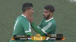 Qualifications CAN 2017: l'Algérie bat le Lesotho