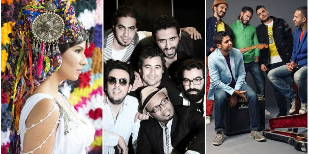 Visa For Music 2015: Oum, Cairokee et Mazagan au
