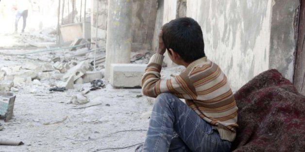Moyen-Orient: les guerres privent d'école 13 millions